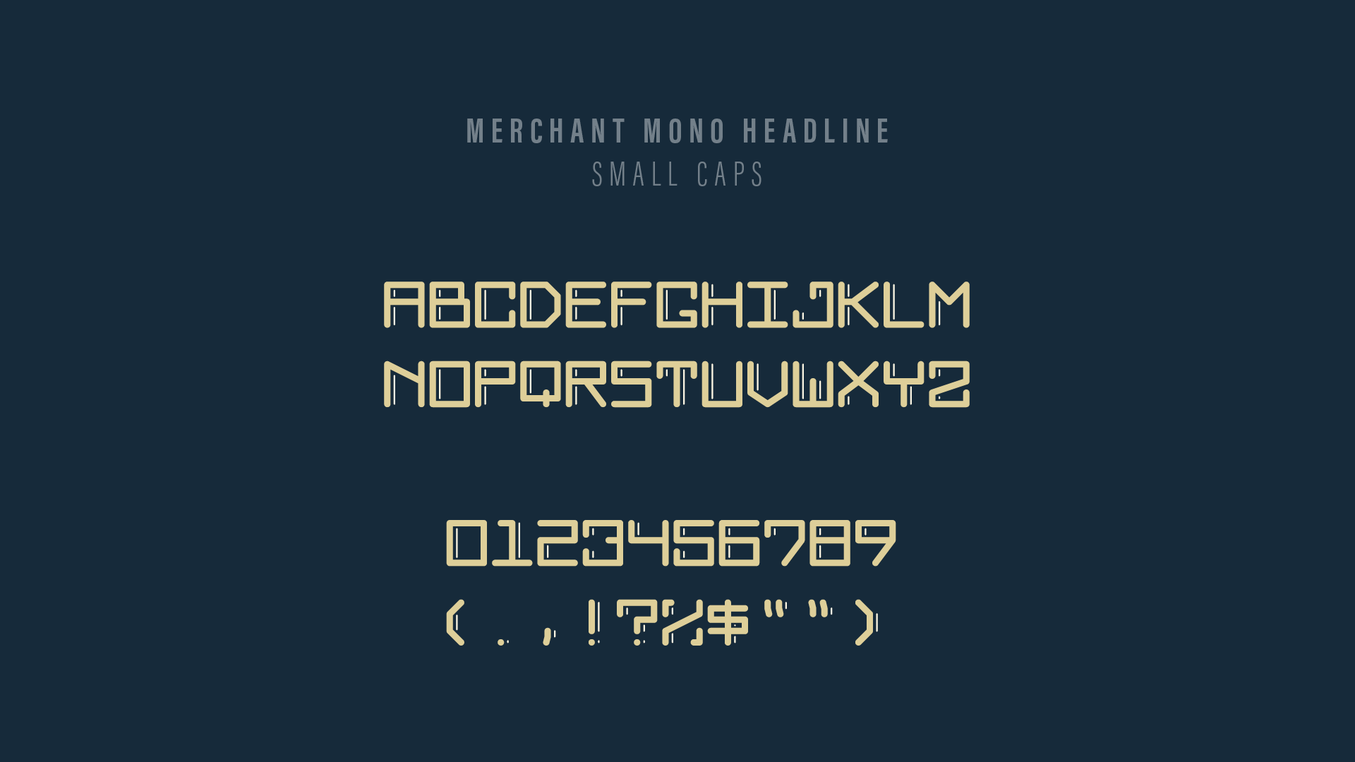Merchant Project Images – Typeface 2