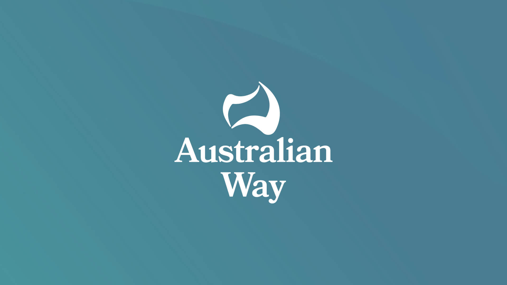 Australian Way Logo Primary