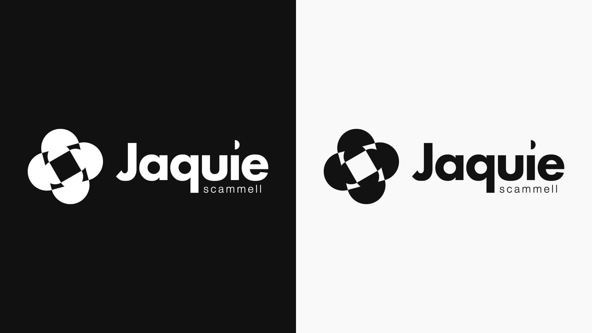 Jaquie Scammell Logo Secondary