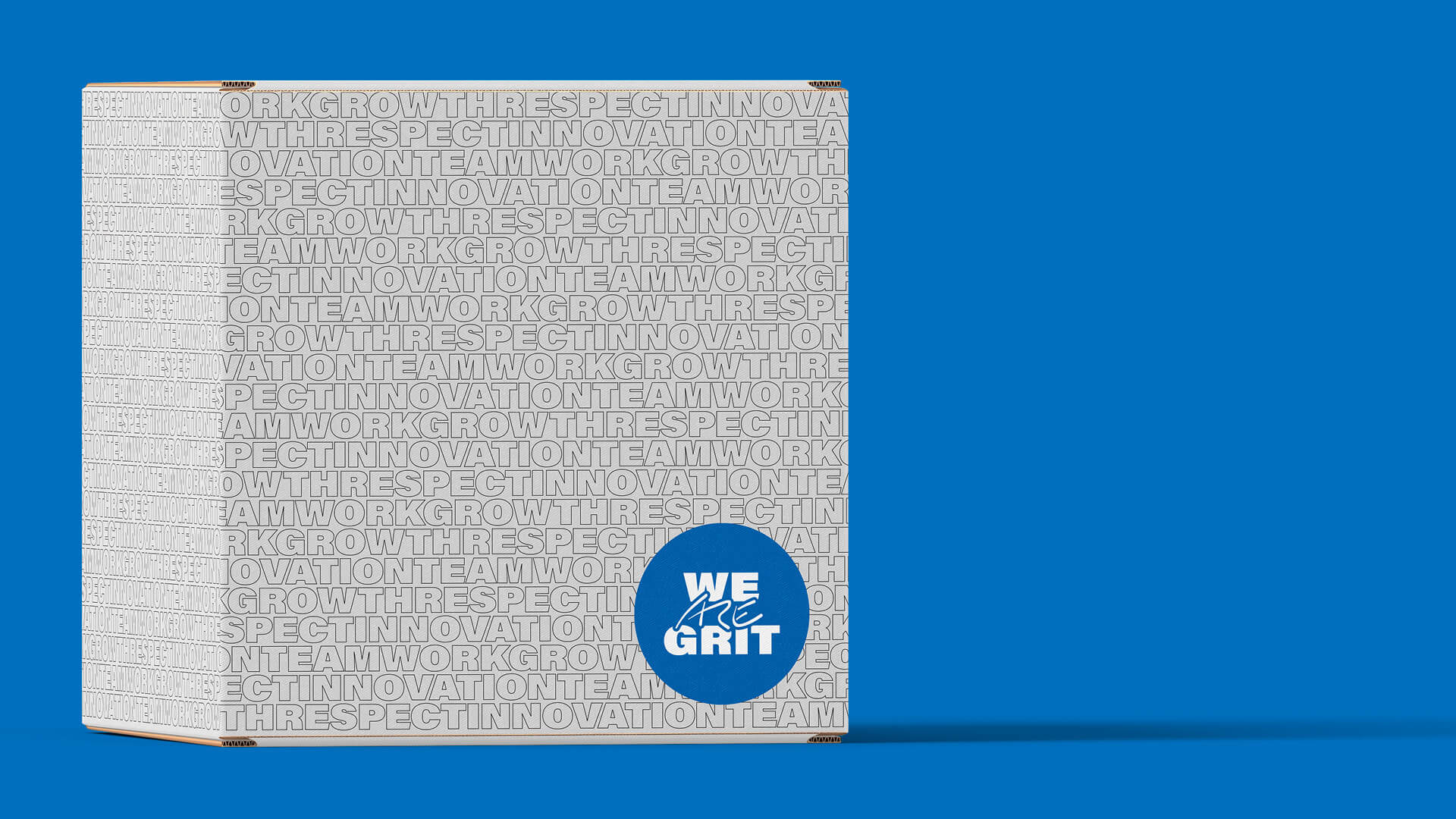 We ARE Grit – Box