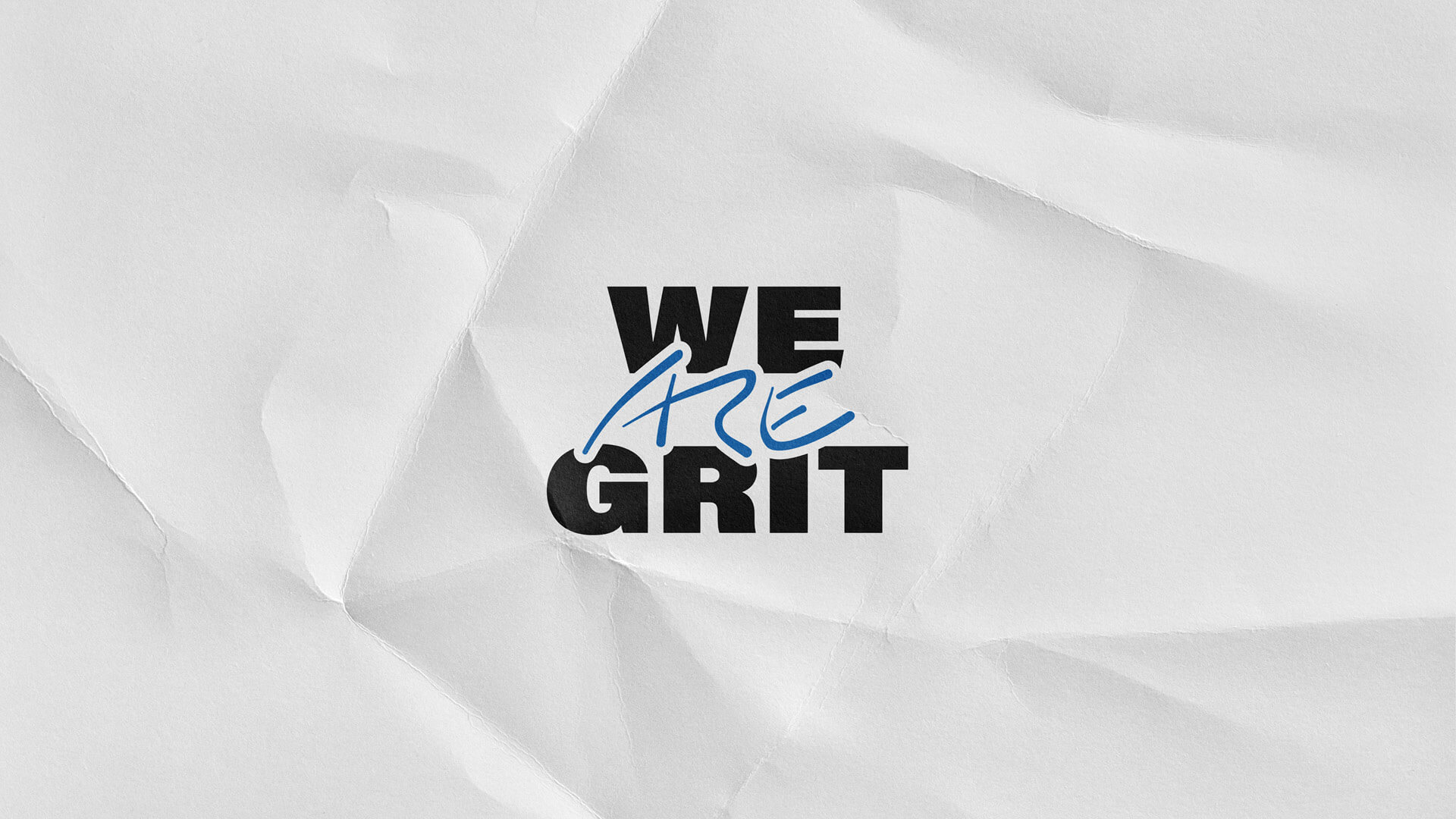We ARE Grit Logo Primary