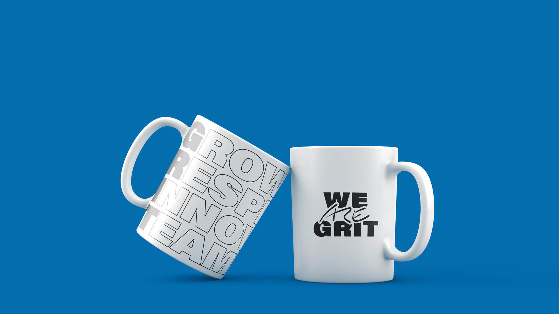 We ARE Grit – Mugs