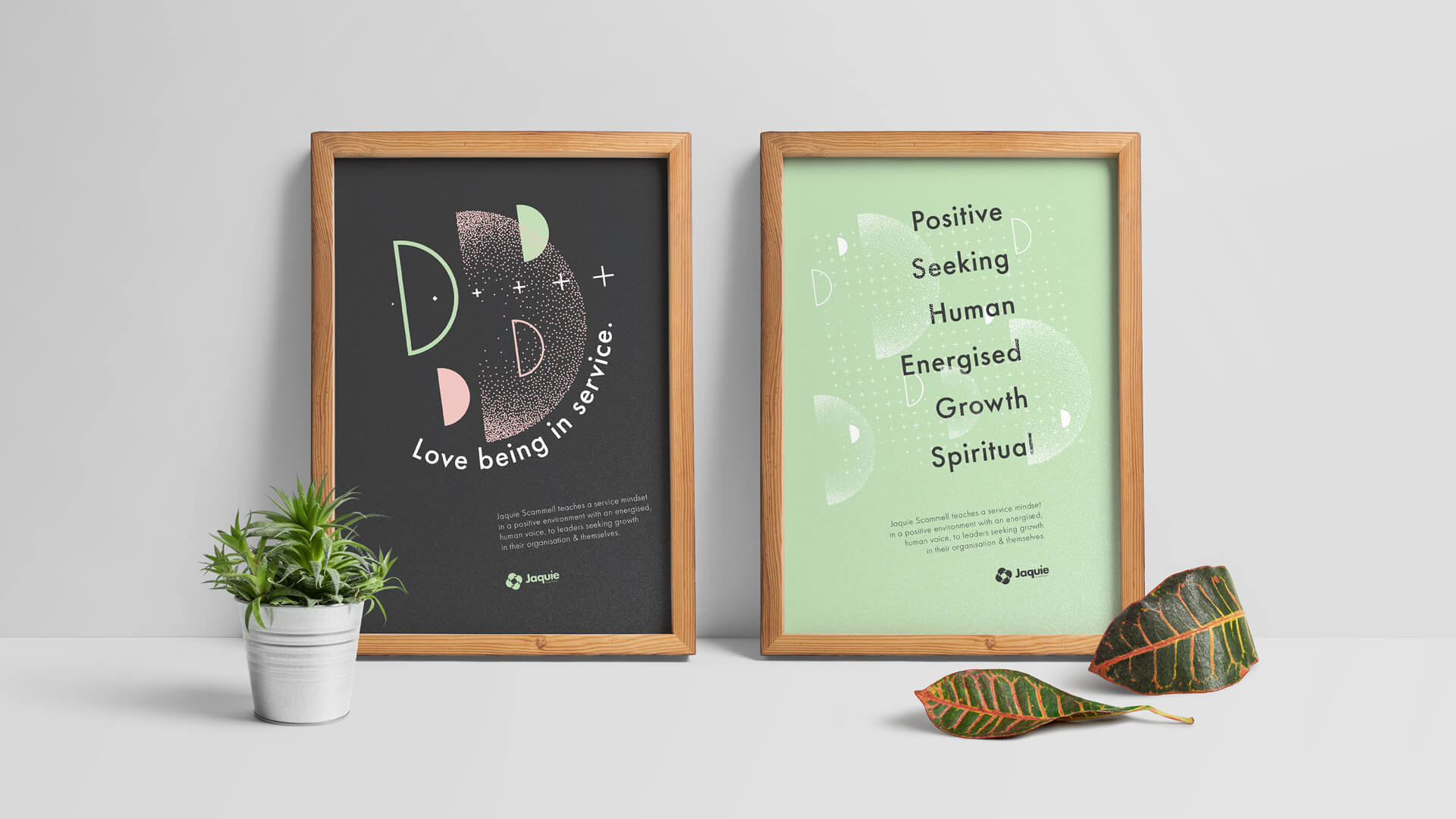 Jaquie Scammell Value Posters